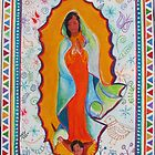 Our Lady of Guadalupe by carol selchert