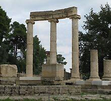 Αρχαία Ολυμπία by makfor49