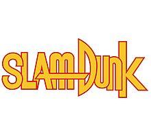 Slam Dunk Logo (Classic) Photographic Print