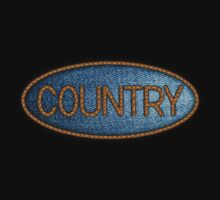 Country music Jeans & Ropes One Piece - Short Sleeve