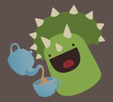Tea-ceratops by DinobotTees