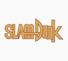 Slam Dunk Logo (Classic) Baby Tee