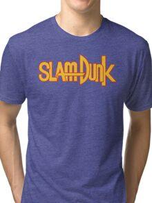 Slam Dunk Logo (Classic) Tri-blend T-Shirt