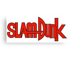 Slam Dunk Logo (Shohoku) Canvas Print