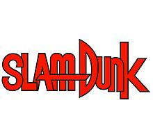 Slam Dunk Logo (Shohoku) Photographic Print