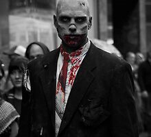 Zombie by Kelly-Shane Fuller