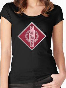Wonderful Neumann Microphones Women's Fitted Scoop T-Shirt