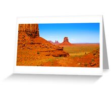 John Ford's Monument Valley Greeting Card