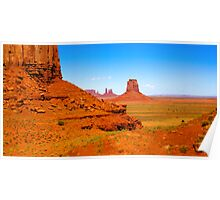John Ford's Monument Valley Poster