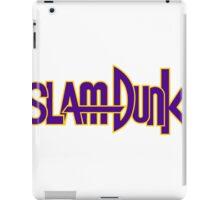 Slam Dunk Logo (Kainan) iPad Case/Skin