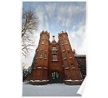 Deanery Tower, Hadleigh, Suffolk Poster