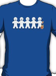 Paperman Fire T-Shirt
