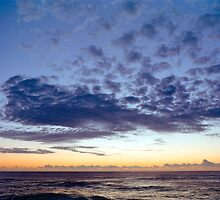 Sunset at Brunswick Heads by Athiril