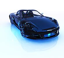 Porshe by Digital Editor .