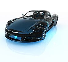 Porshe - 3D Render by Digital Editor .