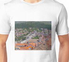 Across the Old Town, Dubrovnik, Croatia Unisex T-Shirt