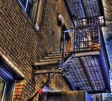 Apartment Complex by Sean LaBelle
