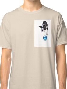Bully ....The Boston Terrier Classic T-Shirt