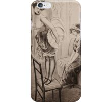 Curious yet? iPhone Case/Skin