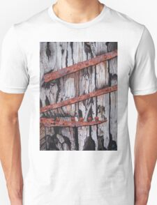 Door to the Past Watercolour Painting Unisex T-Shirt