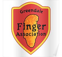 Greendale Finger Association Poster