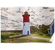 Lighthouse, Cape Cod Poster