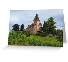 Rodeck Castle Greeting Card