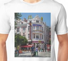 Old meets New, Varna, Bulgaria Unisex T-Shirt