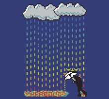 Pixel Rain by HeadOut