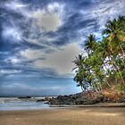 HDR of Hawaizinho beach by Paulo Rodrigues