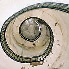 Lighthouse Staircase by Alison Ward