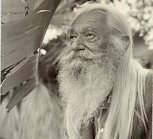 Portrait of a Senior by David Kessler