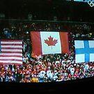GOLD!!!!!!!!!!!!!!!!!!!!!!!YAAAAAAA CANADA by DIANEPEAREN