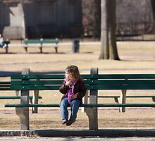 Patience in the Park by Michael Irrera