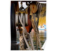 Pulley Poster