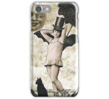 Halloween Moonlight Stroll iPhone Case/Skin
