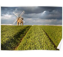 Chesterton Windmill Poster