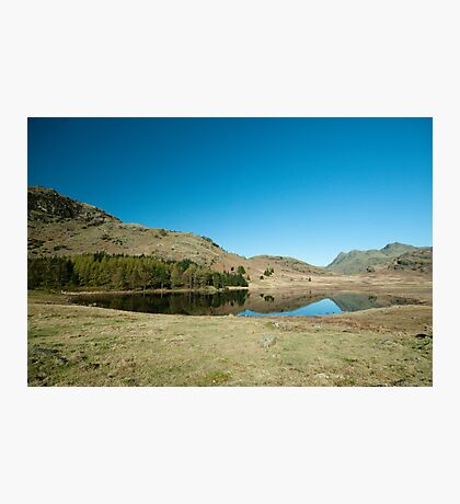 Blea Tarn, Little Langdale Photographic Print