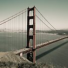 Golden Gate by LauraZim