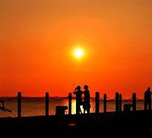 Stunning Sunsets by Ingrida Sokolovaite
