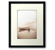 Lake Hallstadt, Austria Framed Print