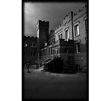 Dead Center of Town #5 Photographic Print
