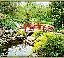 Garden Bridge by DALucas