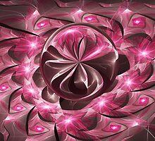 Shining In Pink  by Beatriz  Cruz