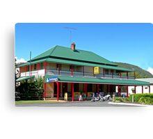 Club Hotel, Kilcoy, Queensland, Australia Canvas Print
