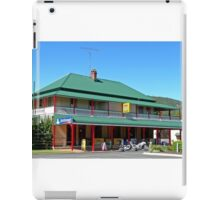 Club Hotel, Kilcoy, Queensland, Australia iPad Case/Skin