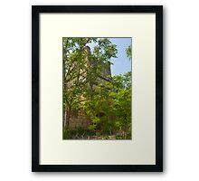 Abandoned factory 2 Framed Print