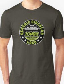 Generic Circular Logo Unisex T-Shirt