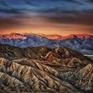 Early morning at Zabrinski Point by socalgirl