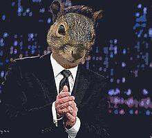 Jimmy Squirrel by mokacat